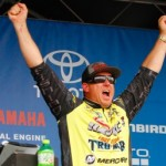 Bassmaster Elite at Lake Guntersville 結果