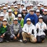お仕事でサンラインバスファンカップin津久井湖に行ってきました