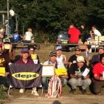 牛久沼たまやボートサンデートーナメント「デプスカップ」で3位入賞
