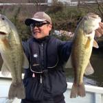 2016年の初釣りは波乱万丈の幕開け!