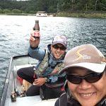 西湖でクリアウォーター恐怖症克服とロドリ20周年イベント