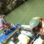 大雨後の相模湖でノリオ師匠とお勉強フィッシング