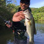 亀山経由で超久しぶりの片倉ダムへハシゴ釣行!